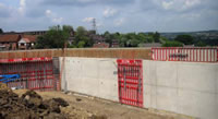 Leeds Acro Case Study - New Academy School Build