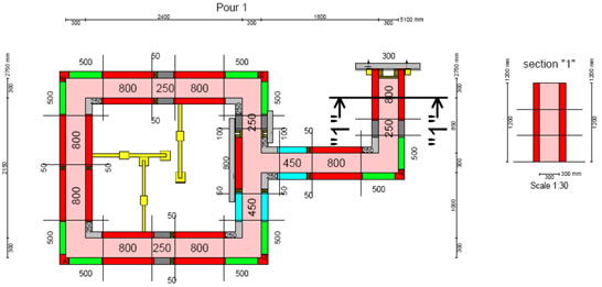 EcoAs Panel System Panel System - Diagram
